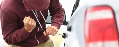 Zabezpečení vozidla a nákladu